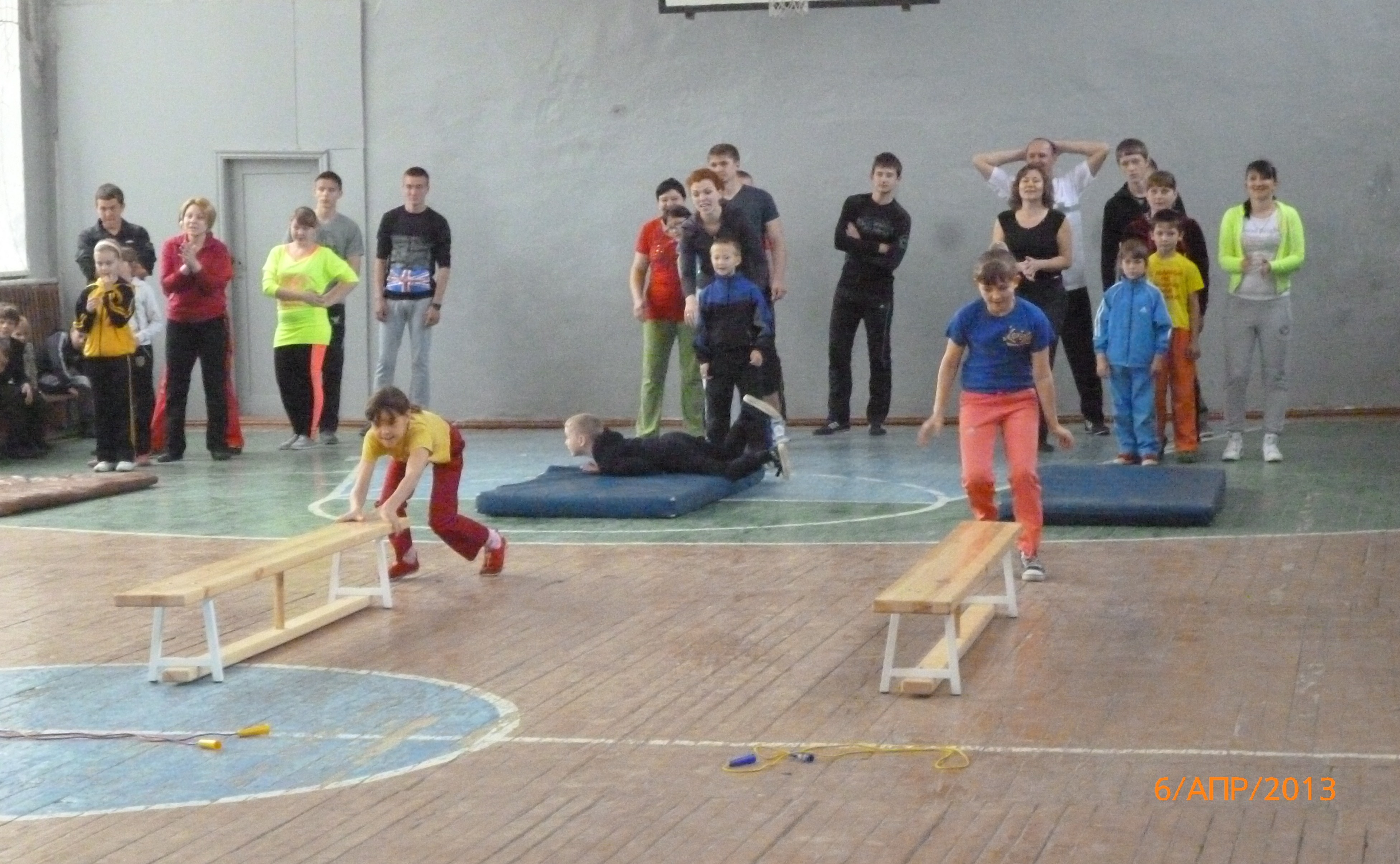 Спортивные конкурсы для начальной школы